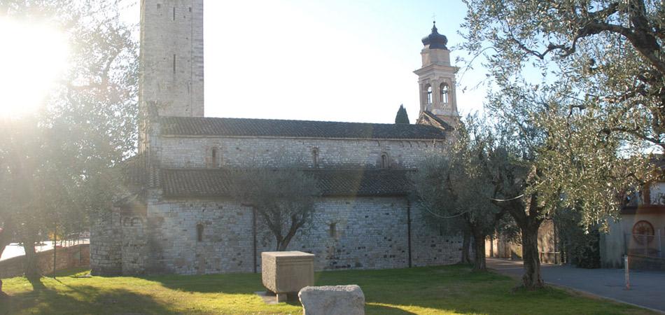 Restauro conservativo della Pieve di San Severo a Bardolino (VR)
