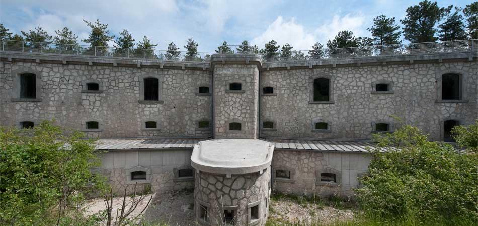 Recupero e restauro del Forte di Santa Viola a Grezzana (VR)